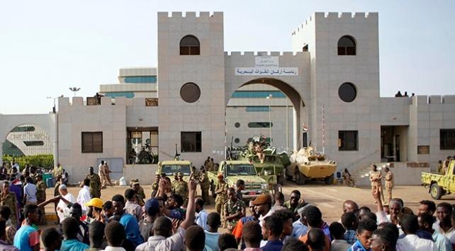 Askeri Geçiş Konseyi, Sudan hükümetine aday göstermeyecek