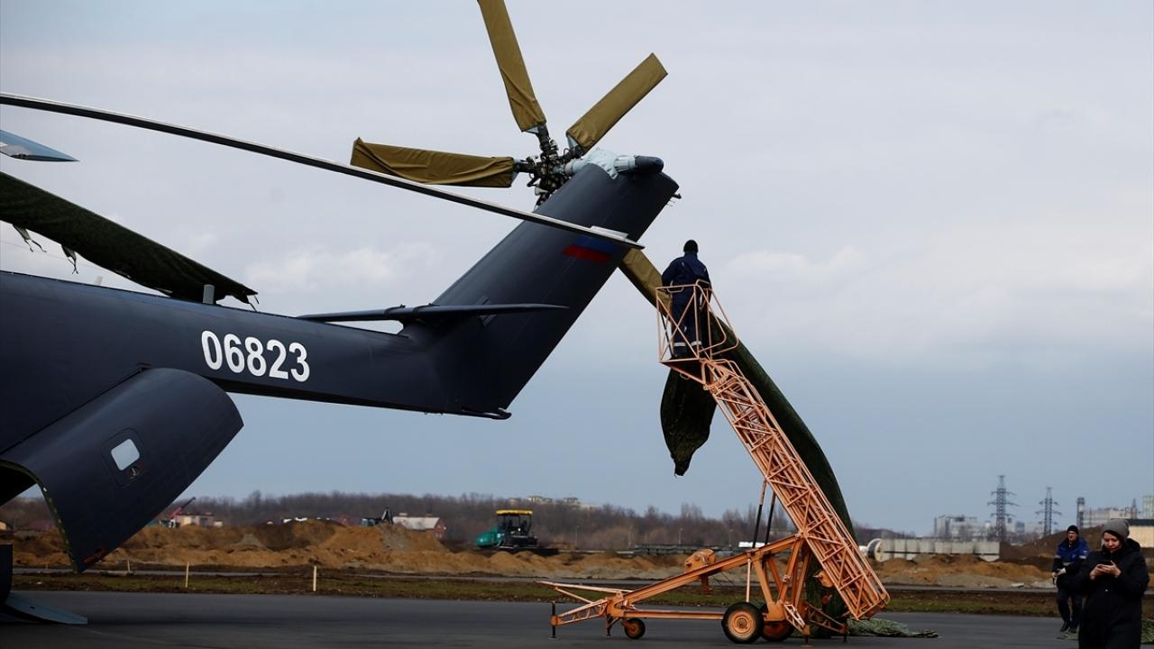 Rusyadan Türkiye ile ortak helikopter üretim sinyali