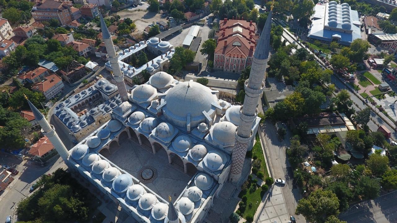 """Turizmde """"sultan şehir"""" Edirne"""
