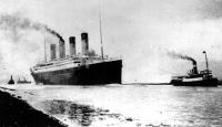 """Batmayacağı düşünülen devasa gemi """"Titanic"""""""