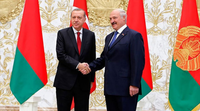 Belarus Cumhurbaşkanı Lukaşenko Türkiyeye geliyor