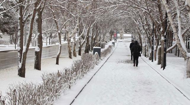 Doğu Anadoluda kar yağışı etkili olacak