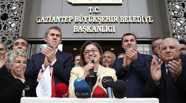 Gaziantep Büyükşehir Belediyesinde cumhurbaşkanlığı modeli
