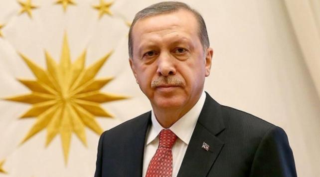 Cumhurbaşkanı Erdoğan Beşiktaşın eski başkanı Yeteni andı