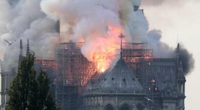 Notre Dame Katedrali için 388 milyon euro daha bağış yapıldı