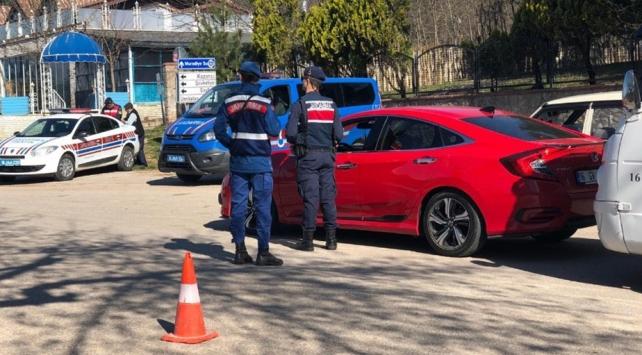 Bursada asayiş uygulaması: 46 gözaltı