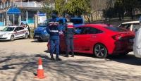 Bursa'da asayiş uygulaması: 46 gözaltı
