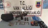 Van'da terör örgütü PKK/KCK operasyonu