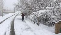 İlkbaharda kar sürprizi