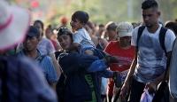 Meksika Huixtla'da göçmen konvoyuna karşı olağanüstü hal ilanı