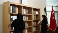 """İran Milli Kütüphanesinde """"Türkiye Köşesi"""" açıldı"""