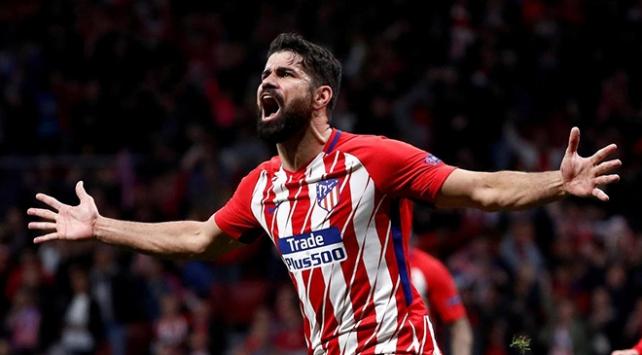 İspanyada Atletico Madrid oyuncusuna vergi kaçırma suçlaması