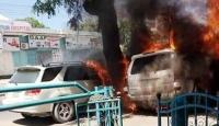 Somali'de bomba yüklü araçla saldırı: 4 ölü, 5 yaralı