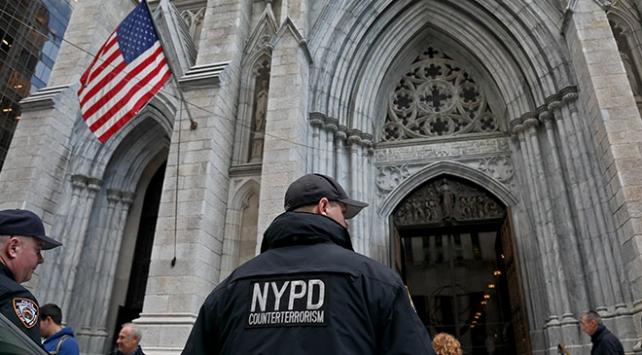 ABDnin ünlü katedralinde saldırı paniği