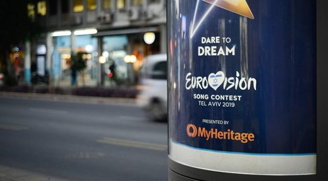 İsrailde düzenlenecek Eurovisiona tepkiler artıyor