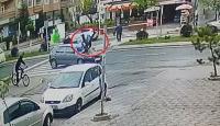 Kazada metrelerce havalanan kişinin tek bir kemiği dahi kırılmadı
