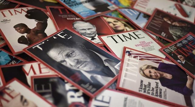 """Time dergisi """"Yılın Etkili 100 ismi""""ni açıkladı"""