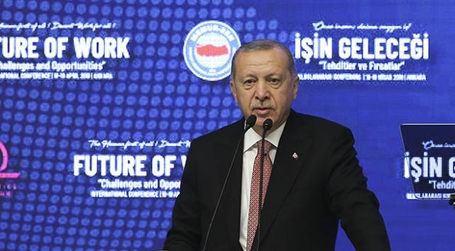 Cumhurbaşkanı Erdoğan: Seçim döneminde yaşanılan tartışmalar artık sona ermiştir
