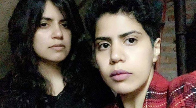 Suudi Arabistandan kaçan kız kardeşler BMden yardım istedi
