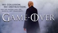 ABD Başkanı Trump'tan ikinci Game of Thrones konseptli paylaşım