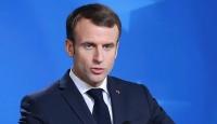 Emmanuel Macron Papa'yı Fransa'ya davet etti