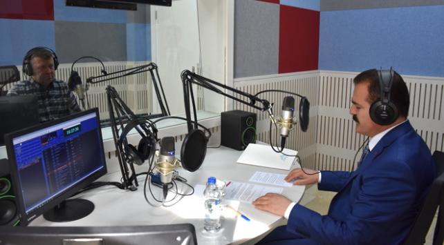 Hakkari FM yayın hayatına başladı