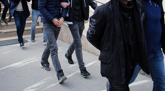 İzmirde DEAŞ operasyonu: 12 gözaltı