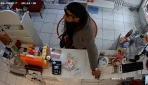Ankarada eczanelerden cep telefonu çalan şahıs yakalandı