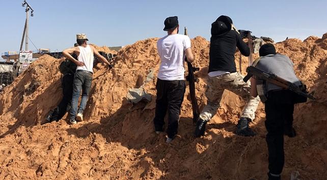 Libyadaki çatışmalarda ölü sayısı 213e yükseldi
