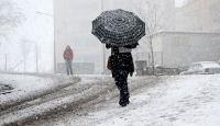 Meteoroloji'den 4 kente kar uyarısı