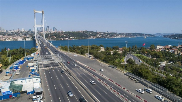 İstanbulda pazar günü bazı yollar trafiğe kapatılacak