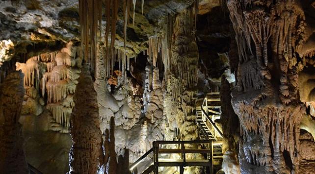 Karaca Mağarası ziyarete açıldı