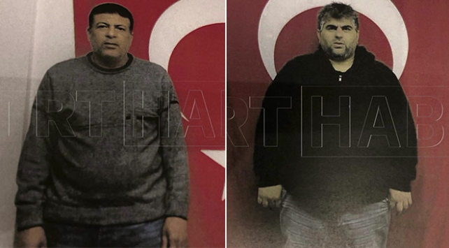 İstanbulda yakalanan iki BAEli ajan tutuklandı