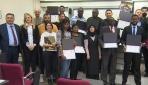 TRTnin TİKA ile ortak yürüttüğü eğitim sona erdi