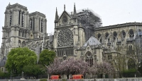 Notre Dame Katedrali'nin renovasyonuna UNESCO'dan destek