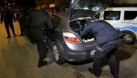 Ankara'da uyuşturucu satıcılarına yönelik uygulama