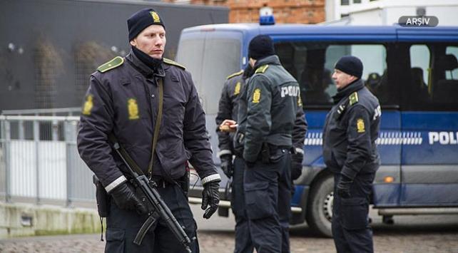 Danimarkada protesto gösterilerinde arbede yaşandı: 2 tutuklama