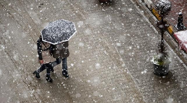 Meteoroloji uyardı: 4 ilde kar görülecek