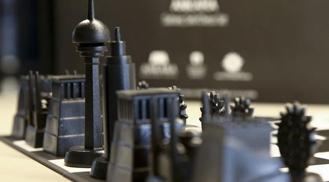 Ankarayı temsil eden satranç takımı