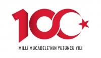 Milli Mücadele'nin 100. yılına özel logo hazırlandı