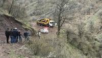 Giresun'da zırhlı polis aracı devrildi: 6 yaralı