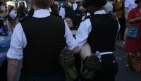 Londra'daki çevreci işgal eyleminde gözaltı sayısı 750'yi geçti