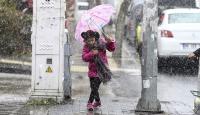 Türkiye'ye nisan ayında kar sürprizi