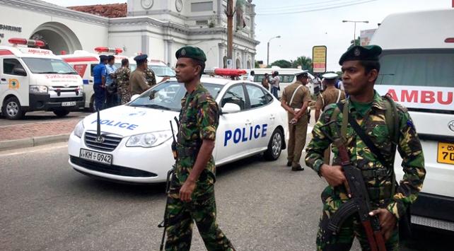 Sri Lanka'da kilise ve otellere saldırı: Çok sayıda ölü var