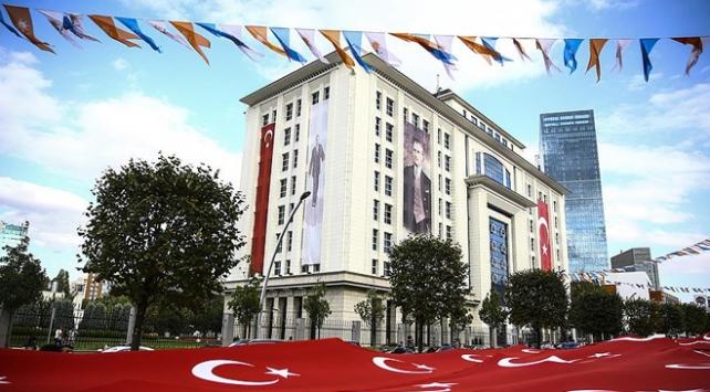 """AK Partinin """"Kızılcahamam Kampı"""" 26-28 Nisanda"""