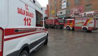 Ankara Mobilyacılar Sitesi'nde yangın