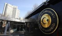 Türkiye'den Sri Lanka'daki terör saldırılarına kınama