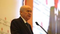MHP Genel Başkanı Devlet Bahçeli: YSK üyeleri zillete göz yumamaz