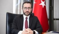 Fahrettin Altun: Masum insanları hedef alan terör saldırılarını şiddetle kınıyorum