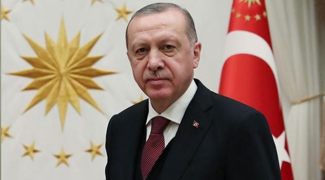 Cumhurbaşkanı Erdoğandan şehit ailesine taziye telefonu